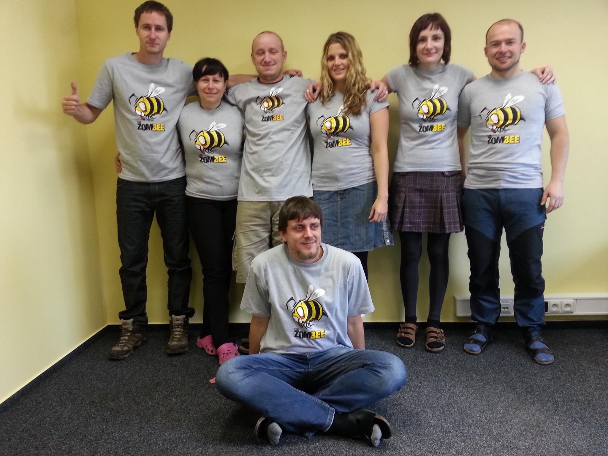 Zombees dream team :-)