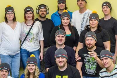ABRA FlexiBee dream team :-)