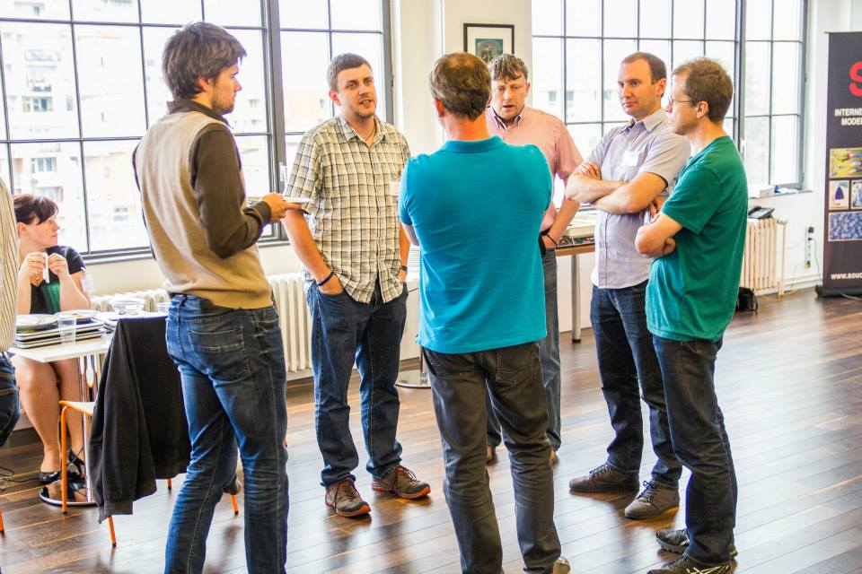 Na FlexiBee Developers Day 2015 v roli konzultanta