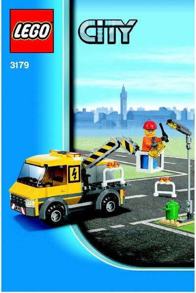 Repair Truck 001