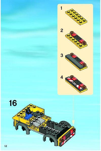 Repair Truck 012