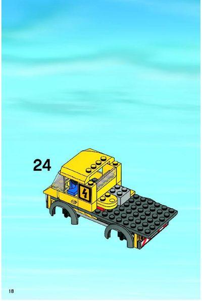 Repair Truck 018