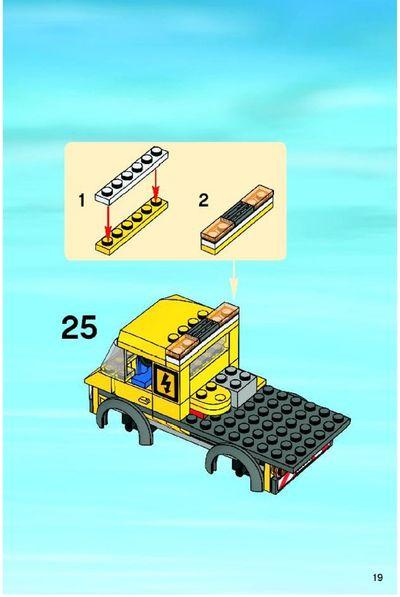 Repair Truck 019