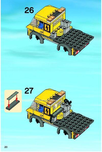 Repair Truck 020