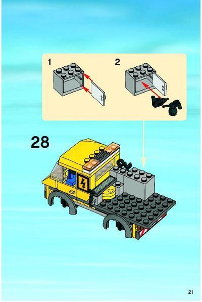Repair Truck 021