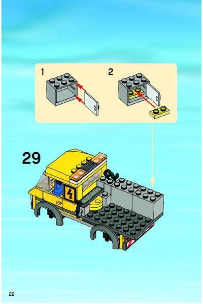 Repair Truck 022