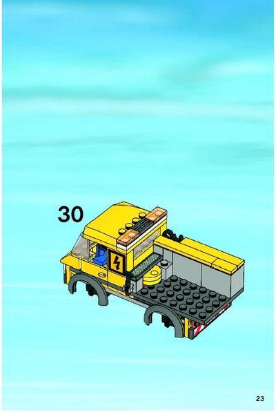 Repair Truck 023