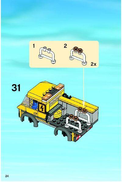 Repair Truck 024