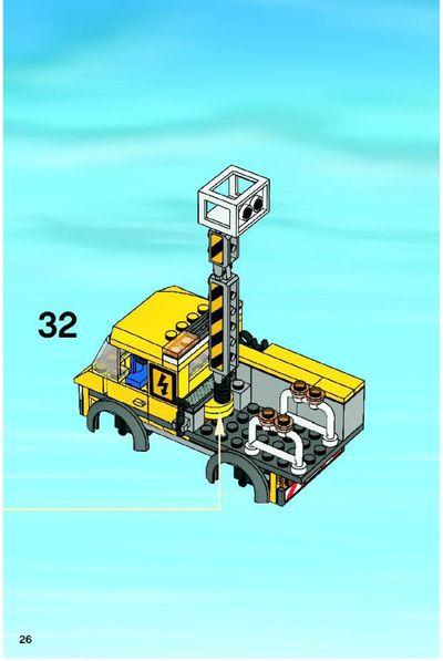 Repair Truck 026