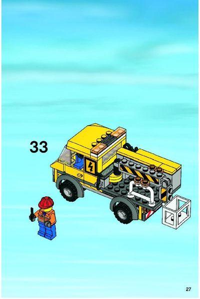 Repair Truck 027