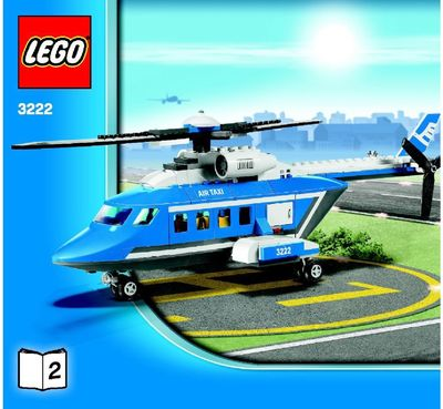 Helicopter and limousine 033
