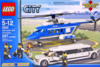 Lego - Helicopter and limousine - image