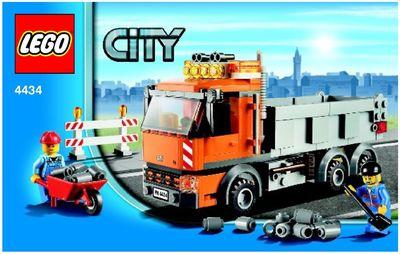 Tipper Truck 001