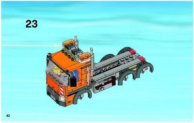 Tipper Truck 042