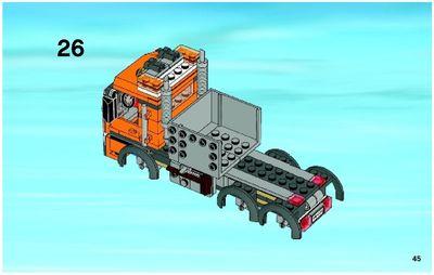 Tipper Truck 045