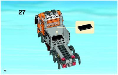 Tipper Truck 046