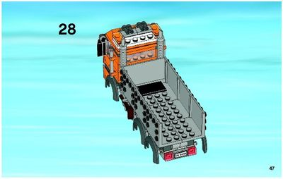 Tipper Truck 047
