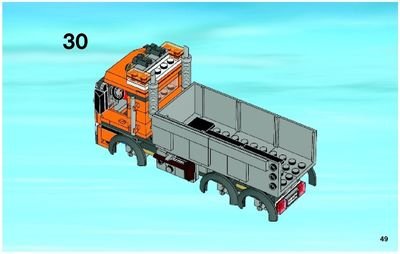 Tipper Truck 049
