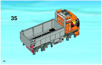 Tipper Truck 054