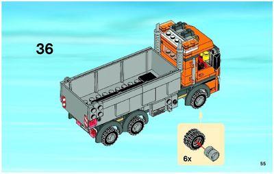 Tipper Truck 055