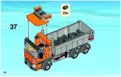 Tipper Truck 056