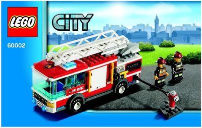 Fire Truck 001