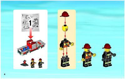 Fire Truck 004