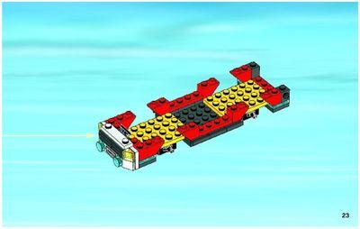 Fire Truck 023