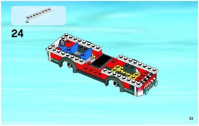 Fire Truck 033