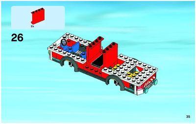 Fire Truck 035