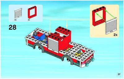 Fire Truck 037