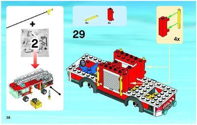 Fire Truck 038