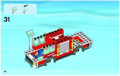 Fire Truck 040