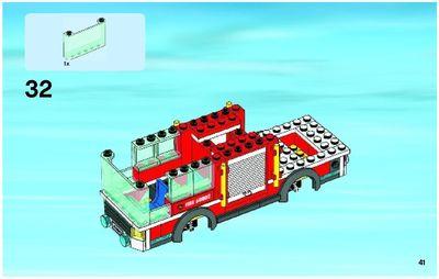 Fire Truck 041