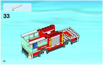 Fire Truck 042