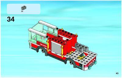 Fire Truck 043