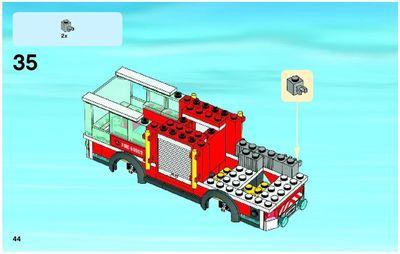 Fire Truck 044