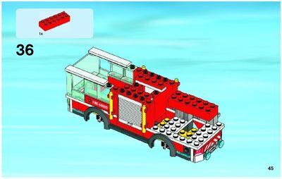 Fire Truck 045
