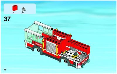 Fire Truck 046