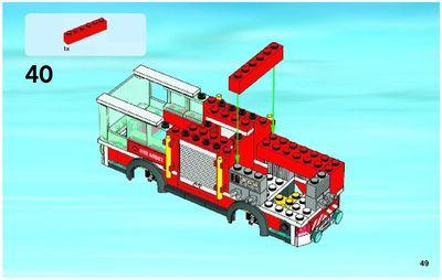 Fire Truck 049