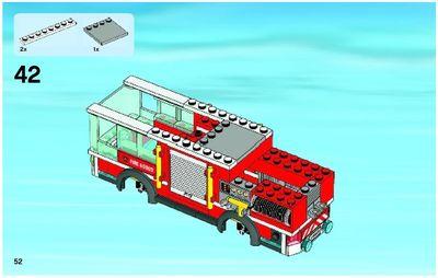 Fire Truck 052