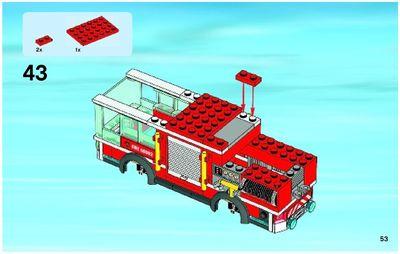 Fire Truck 053