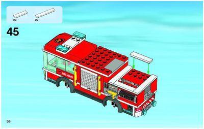 Fire Truck 058