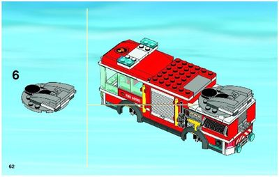 Fire Truck 062