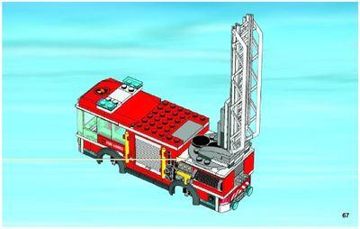 Fire Truck 067