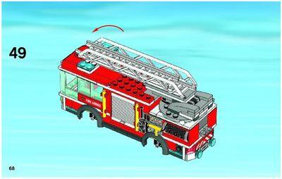Fire Truck 068