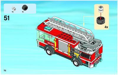 Fire Truck 070