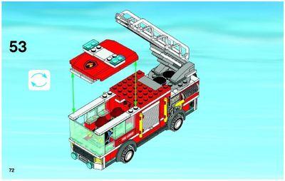 Fire Truck 072