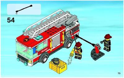 Fire Truck 073