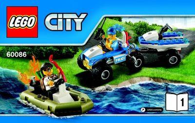 Lego City Starter Set 001
